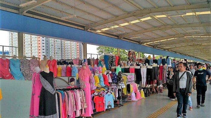 Sebulan Jualan di JPM Tanah Abang, Pedagang: Tidak Seramai Dulu, Tapi Alhamdulillah