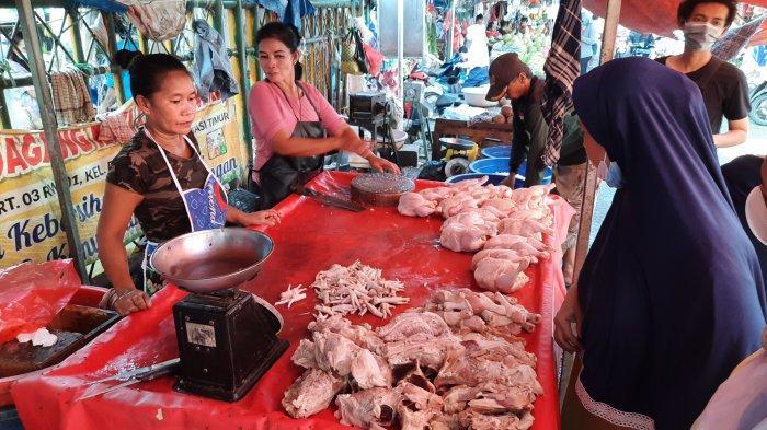 Harga Bahan Olahan Makanan di Bekasi Meroket Jelang Lebaran