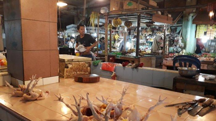 Jelang Lebaran, Pedagang Pasar Agung Depok: Ini Kacau, Harga Ayam Potong Naik Lagi