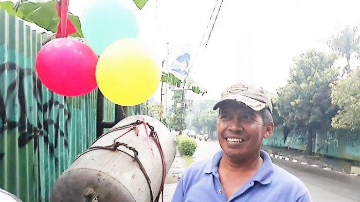 Tabung Gas Pengisian Balon Meledak, Tiga Orang Menjadi Korban dan Mengalami Luka Berat
