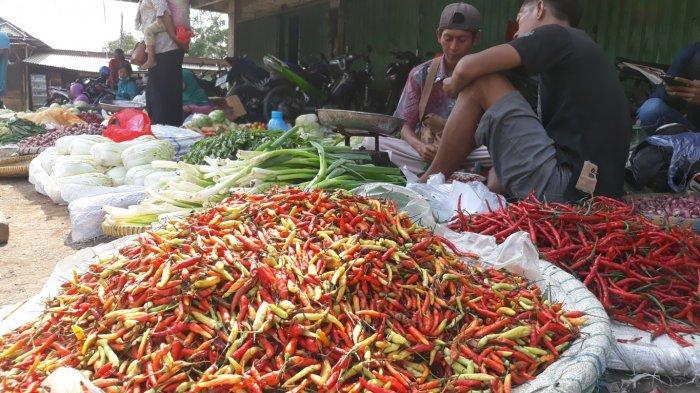 Update Harga Kebutuhan Pokok di Bekasi, Harga Cabai Masih Tinggi