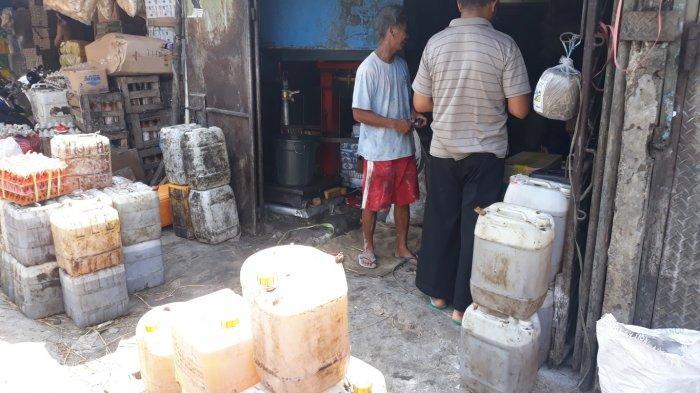 Nasib Pedagang Minyak Goreng Curah, Terancam Gulung Tikar Usai Terbitnya Kebijakan Pemkot Bekasi