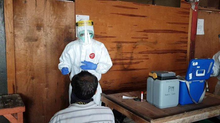 Antisipasi Penyebaran Covid-19, Pemkot Bogor Gelar Rapid TestKepada Wisatawan