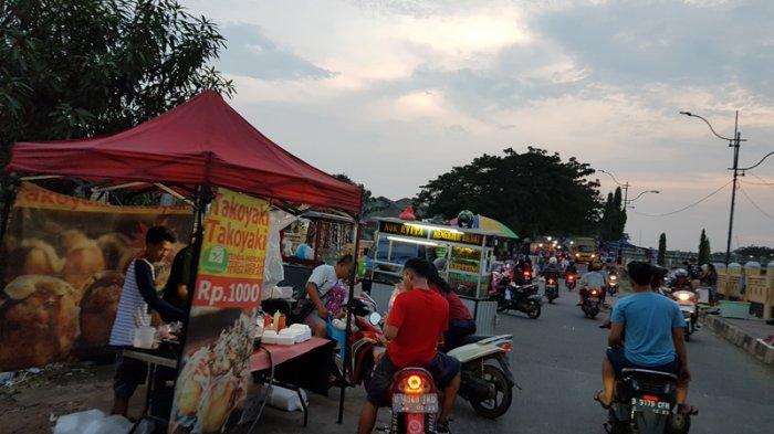Potensi Timbulkan Macet, Polda Metro Jaya Awasi Lalu Lintas di Sekitar Pusat Penjualan Takjil