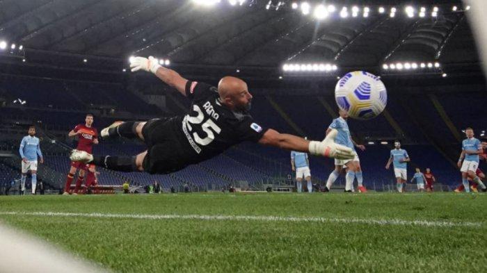 Hasil Liga Italia: AS Roma Kalahkan Lazio 2-0
