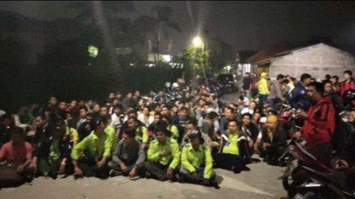 Pemecatan Mendadak, Ratusan Karyawan Garuda Indonesia Mogok Kerja