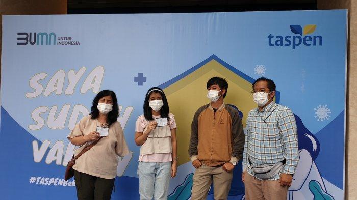 PT Taspen Gelar Vaksinasi Gotong Royong, Sasarannya hingga 11 Ribu Orang