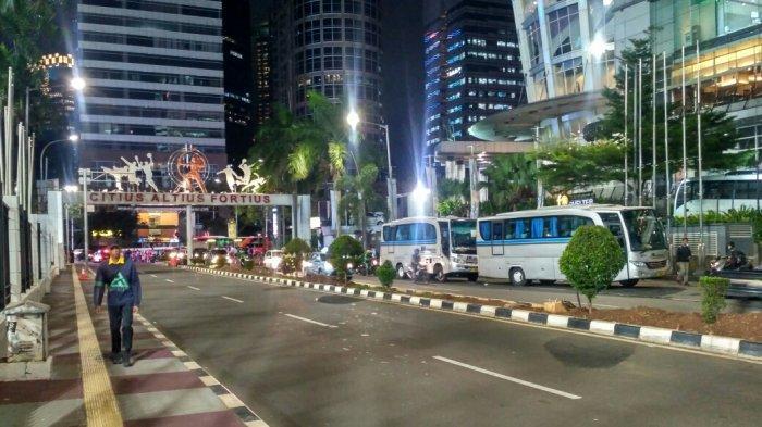 Polisi Akan Berlakukan Buka Tutup JalanSaat Konvoi Pawai Piala Liga 1 Besok