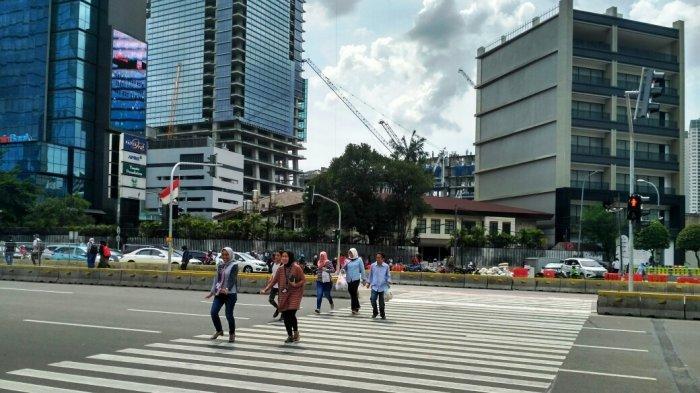 Jakarta Dapat Sustainable Transport Award 2021 dari ITDP