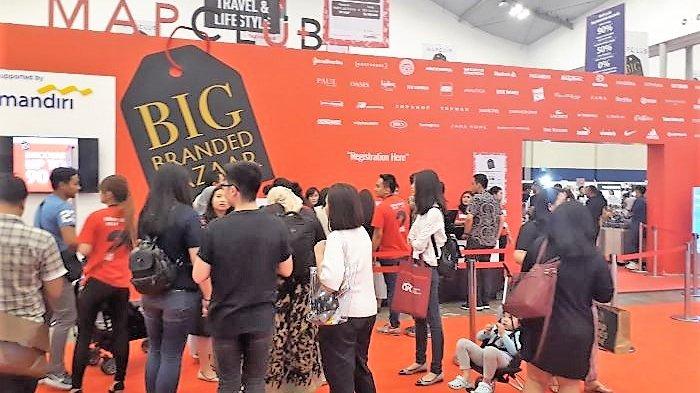 Pakaian, Gadget Hingga Perabot Rumah Tangga Diskon Besar-Besaran di Pekan Raya Indonesia 2018