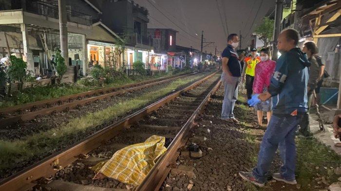 Pelajar Tewas Tertabrak Kereta Barang di Kebayoran Lama, Polisi Imbau Orangtua Tingkatkan Pengawasan
