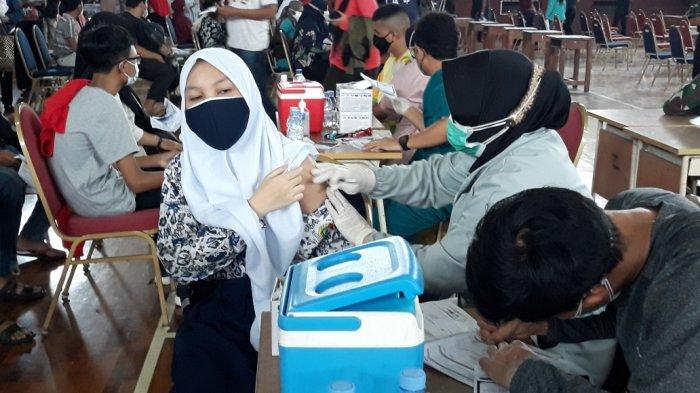 89 Persen Pelajar di Sudin Pendidikan Wilayah I Jakarta Timur Sudah Divaksin Covid-19