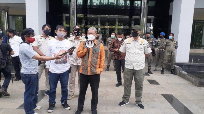 Pemkot Tangerang Selatan Sebut Aksi Kadispora yang Emosi Hingga Nyaris Tinju Wartawan Hanya Bercanda