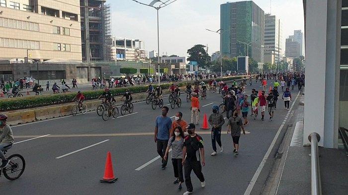 PSI Kritik Soal 32 Lokasi Pengganti CFD: Harusnya Pemprov DKI Jakarta Mengedukasi