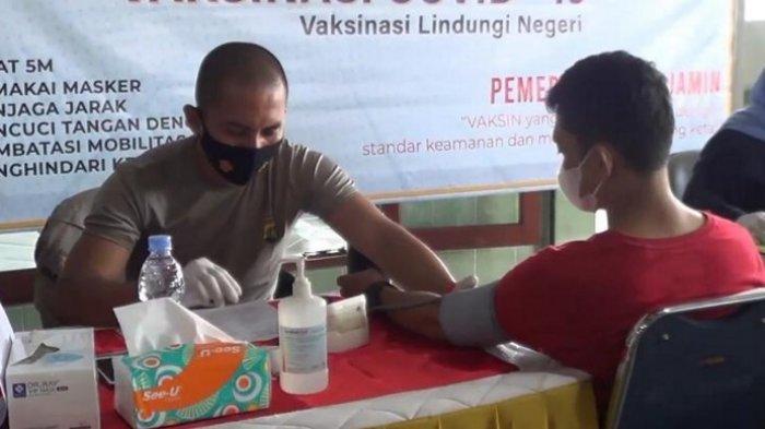 Jajaran Polres Metro Jakarta Selatan Gelar Vaksinasi Covid-19 Hingga ke Tingkat Polsek