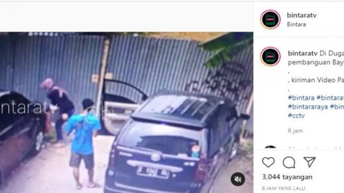 Ibu Muda yang Viral Terekan CCTV Buang Bayi di Bintara Ternyata Ditinggal Kabur Pasangannya