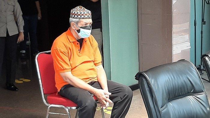 Pria Lansia di Jagakarsa yang Tega Habisi Nyawa Istrinya Ditetapkan Sebagai Tersangka