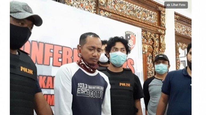 Satpam yang Tampar Perawat di Semarang Ditangkap, Mengaku Khilaf hingga TahanTangis Saat Minta Maaf