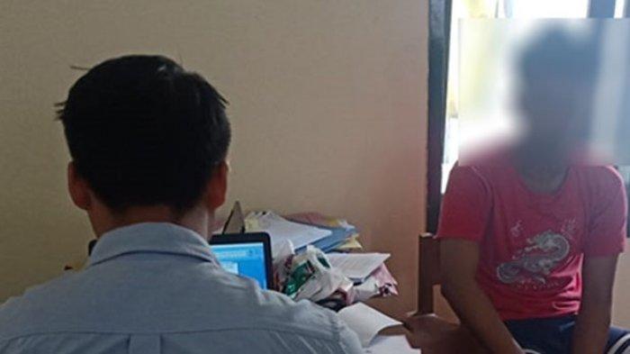 Pemuda Hendak Cabuli Wanita 51 Tahun di Lampu Merah, Korban Pulang dari Pasar & Motornya Ditabrak