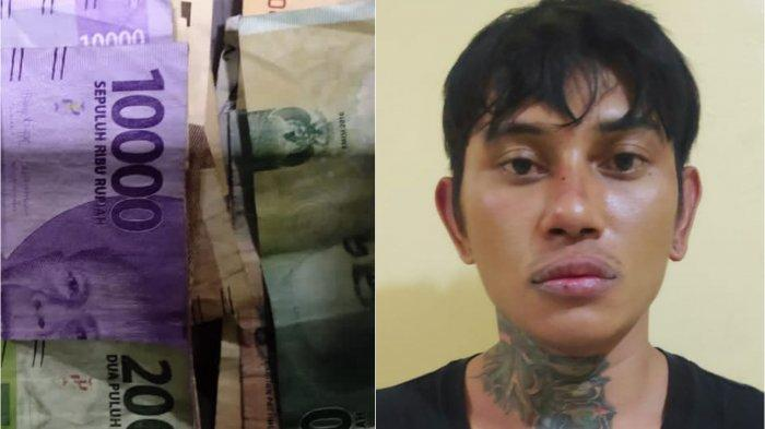 Jambret Tas Berisi Rp250 Ribu di Bekasi, Pelaku Ditangkap Saat Berusaha Kabur