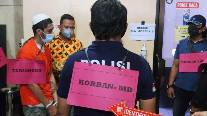 Polisi Ungkap Rekonstruksi 19 Adegan Kasus Perampasan Nyawa Anggota TNI di Depok Sesuai Fakta