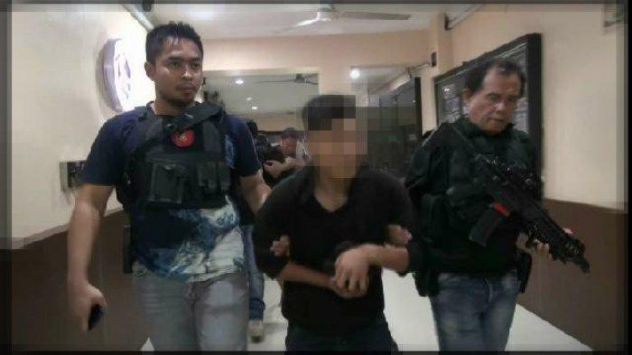 Polisi Lumpuhkan Begal yang Rampas Motor Ojek Online di Palmerah dengan Timah Panas