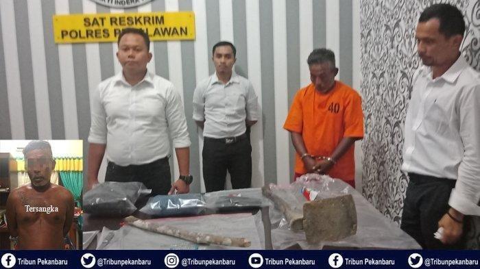 Korban Sodomi di Tahanan, Pria 46 Tahun Jadi Penyuka Sesama Jenis Hingga Bunuh Pemuda di Riau