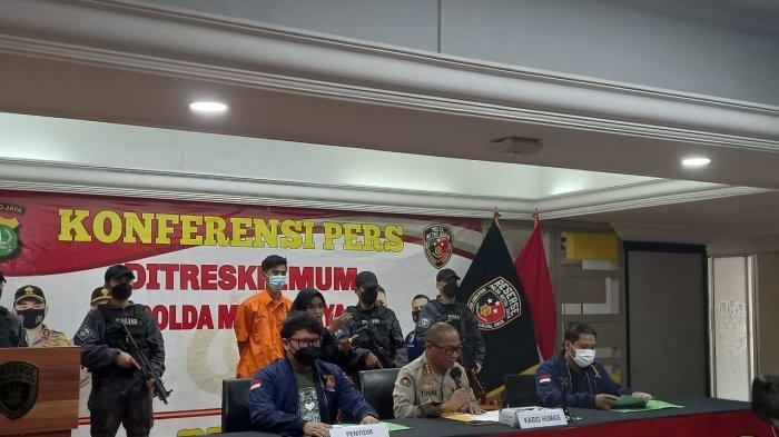 Sedang Asyik Makan Kue Lebaran, Rangga Perampok dan Pemerkosa Bocah di Bekasi Didatangi Polisi