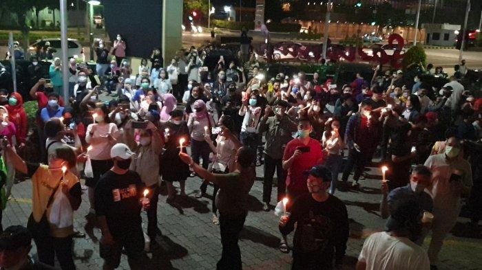 Kerumunan Saat McD Sarinah Ditutup: Ditegur Polisi, Kekhawatiran Covid-19 Berujung Denda 10 Juta