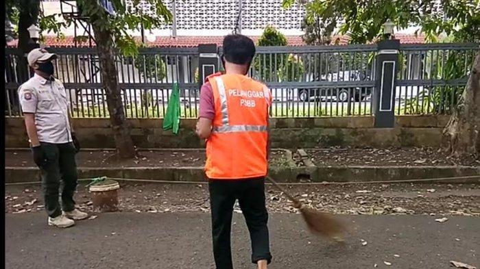 Masih Banyak Pelanggar PSBB di Jakarta Barat Belum Tahu Sanksi Sosial