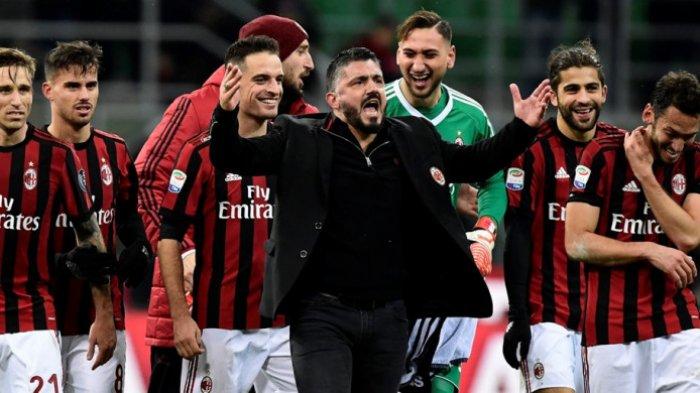 Gennaro Gattuso dan AC Milan Dikabarkan Telah Sepakat Akhiri Kerja Sama