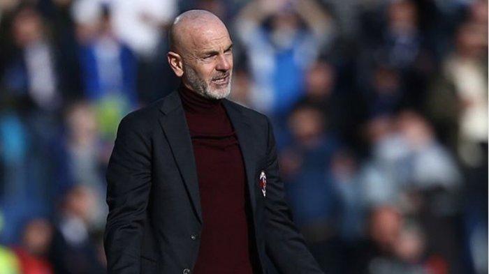 Stefano Pioli Dipecat Jika AC Milan Gagal Lolos ke Liga Champions