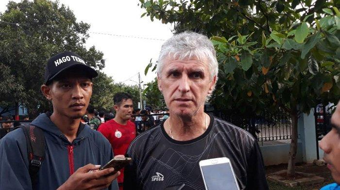 3 Hari Pimpin Latihan, Ivan Kolev Masih Belum Paham Karakter Pemain Persija Jakarta