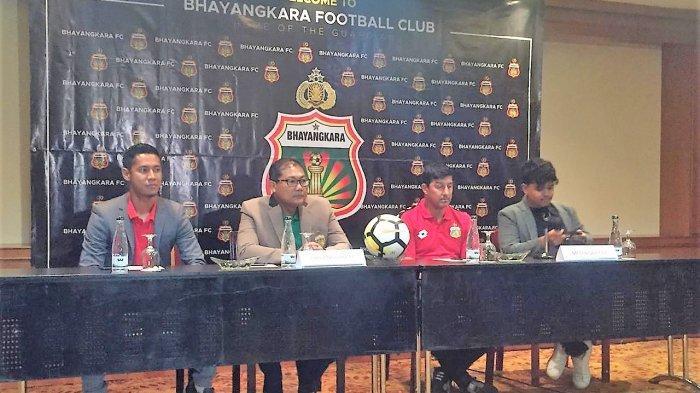 AKBP Sumardji Beberkan Alasannya Pilih Alfredo Vera Jadi Pelatih Bhayangkara FC