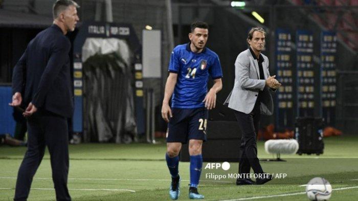 INFO TIM EURO 2020 - Rekor Spektakuler Timnas Italia Buat Gli Azzurri Jadi Kandidat Juara