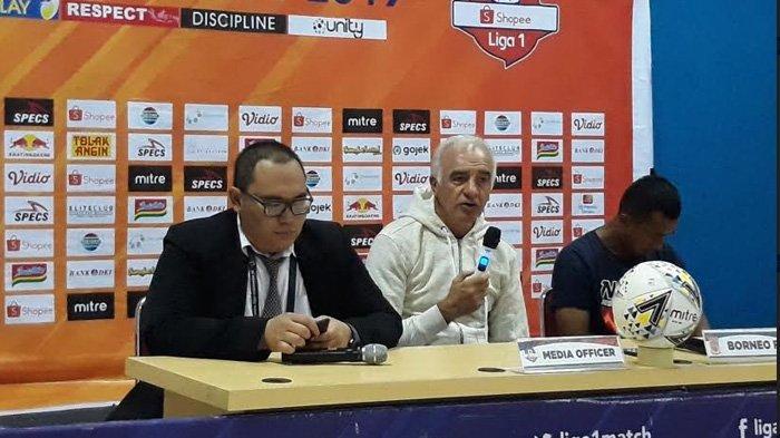 Protes Keras di Lapangan, Mario Gomez Akui Sempat Kesal Kepada Wasit di Laga Vs Persija