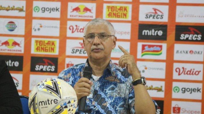 Kerja Sama dengan Edson Tavares Berakhir, Persija Jakarta Segera Umumkan Pelatih Baru