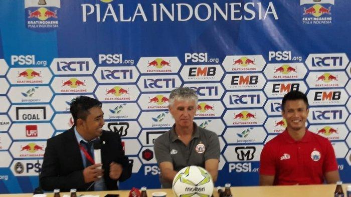 Bawa Persija Jakarta Lolos 8 Besar Piala Indonesia, Ivan Kolev Puas dengan Penampilan Anak Asuhnya