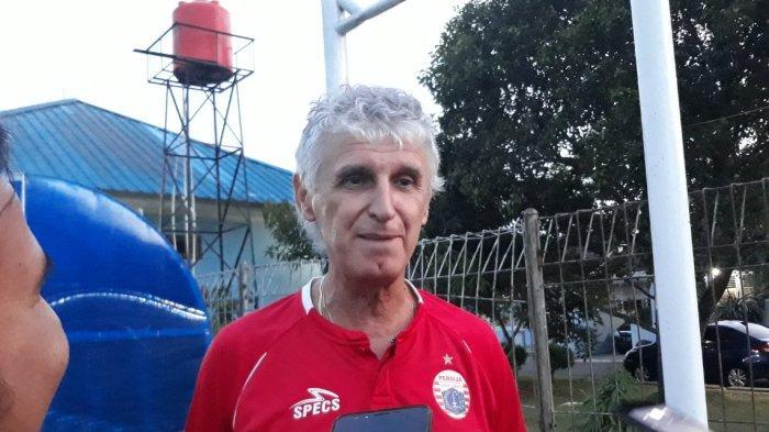 Absen Lawan PSIS Semarang, Pelatih Persija Jakarta Cadangkan Ismed Sofyan untuk Hadapi Bali United