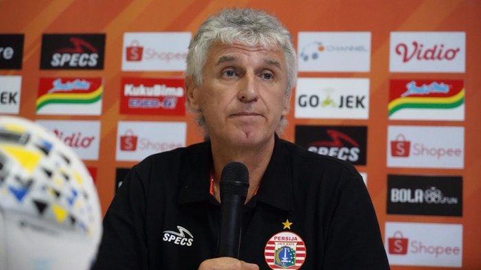 Mundur dari Persija Jakarta, Ivan Kolev Resmi Tukangi Klub Kasta Kedua Liga Bulgaria