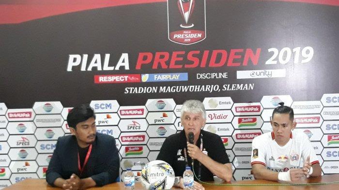 Persija Jakarta 2-2 Madura United, Ivan Kolev Puas dengan Penampilan Timnya di Lapangan