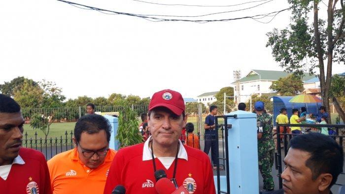 Tidak Ubah Gaya Main, Pelatih Persija Julio Banuelos Incar Gelar Juara Piala Indonesia di Makassar