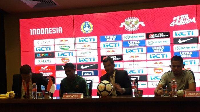Debut Gemilang di SUGBK, Simon McMenemy Grogi Pimpin Timnas Indonesia di Lapangan