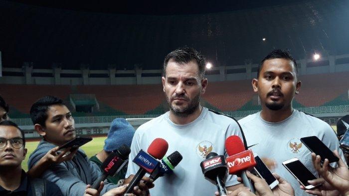 Alasan Kuat Simon McMenemy Jadikan Penjaga Gawang Persija Jakarta Sebagai Kapten Timnas Indonesia