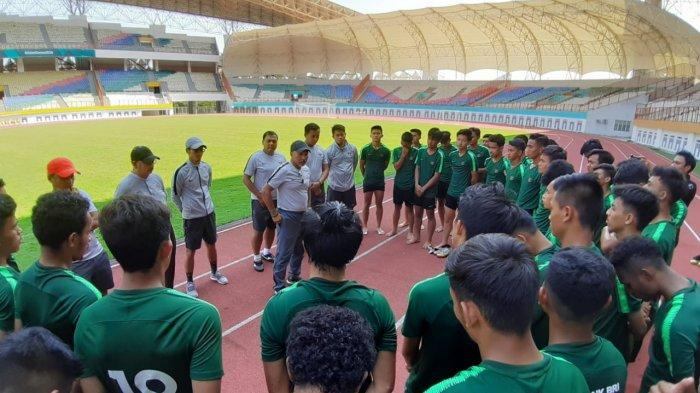 Link Live Streaming Piala AFF U-18 Indonesia Vs Timor Leste, Main Pukul 18.30 WIB Kamis (8/8/2019)
