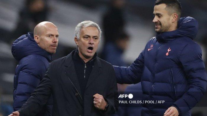 Berkaca dari Rekor Jose Mourinho, Tottenham Hotspur Akan Menangkan Piala Liga Inggris
