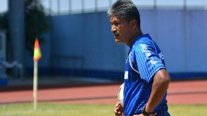 Gantikan Sementara Peran Luizinho, Gatot Bakal Sebulan Latih Kiper Persib Bandung