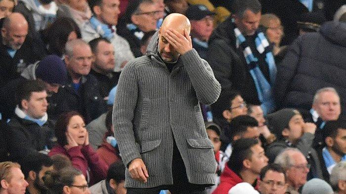 Terungkap Penyebab Kekalahan Man City di Final Liga Champions, Pep Guardiola Harus Tanggung Jawab