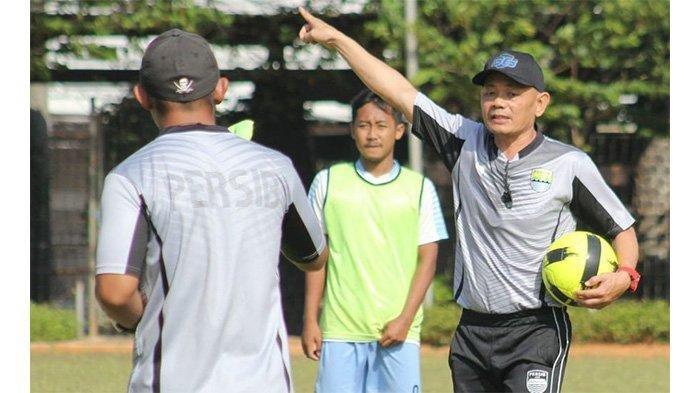 Persiapan Persib B Tergesa-gesa Jelang Liga 2: Atep dan Tantang Akan Susul Fabiano Bergabung