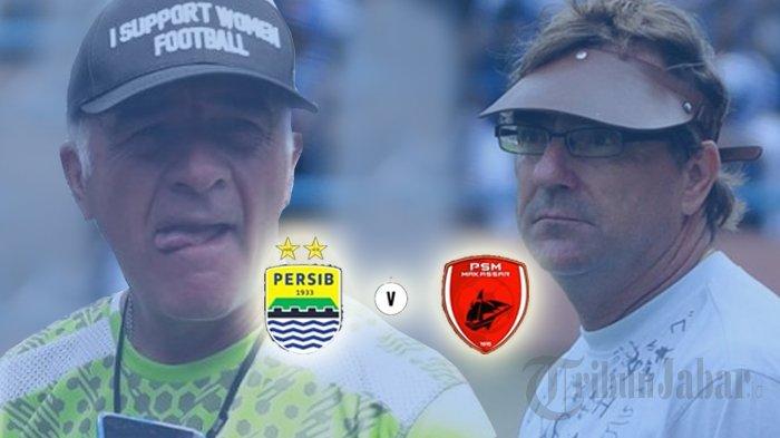 Prakiraan Susunan Pemain dan Link Live Streaming PSM Makassar Vs Persib Bandung